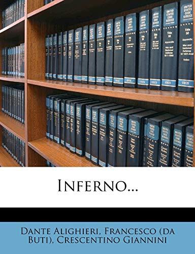 9781275417007: Inferno... (Italian Edition)