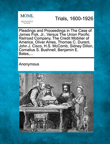 Pleadings and Proceedings in the Case of: 1837-1892 Sir Morell