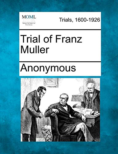 Trial of Franz Muller