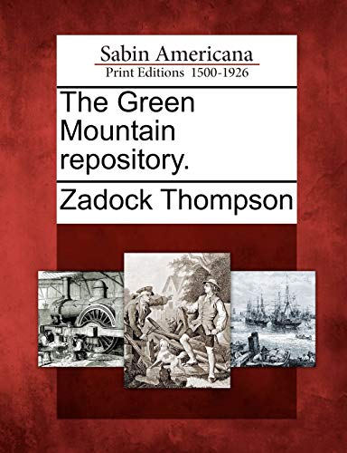 9781275661219: The Green Mountain repository.
