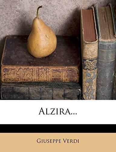9781275909847: Alzira... (Spanish Edition)