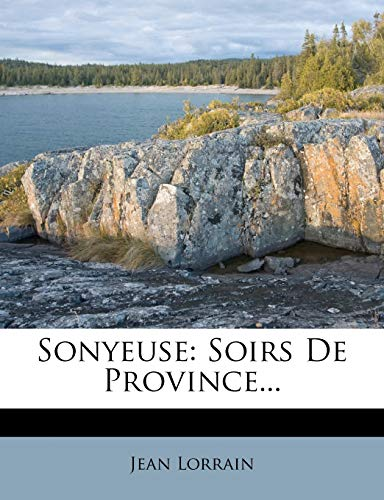 9781276083003: Sonyeuse: Soirs De Province... (French Edition)