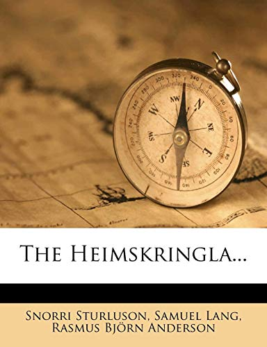 9781276090872: The Heimskringla...