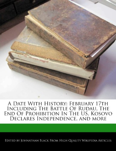 A Date With History: February 17th Including: Johnathan Black