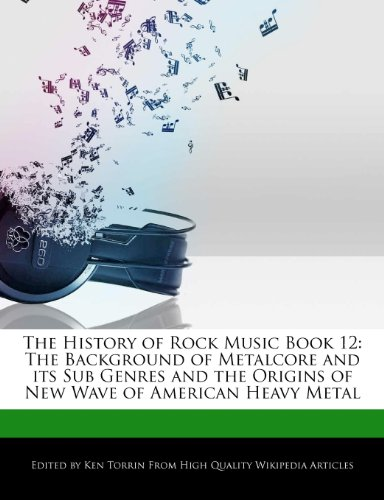 The History of Rock Music Book 12: Ken Torrin