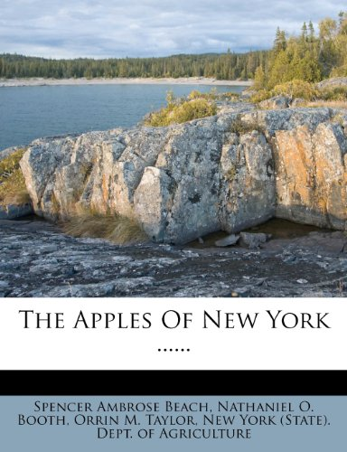 9781276495387: The Apples Of New York ......