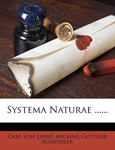 9781276598569: Systema Naturae (Latin Edition)