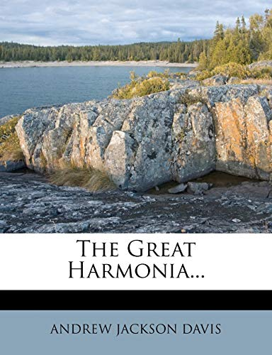 9781276720823: The Great Harmonia...
