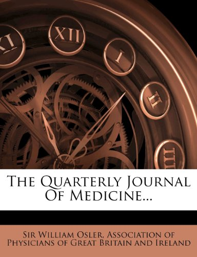 9781276823746: The Quarterly Journal Of Medicine...