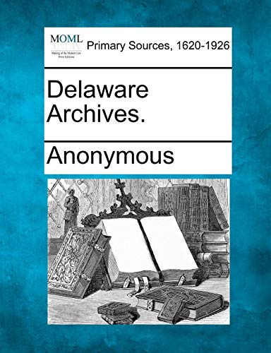 Delaware Archives.