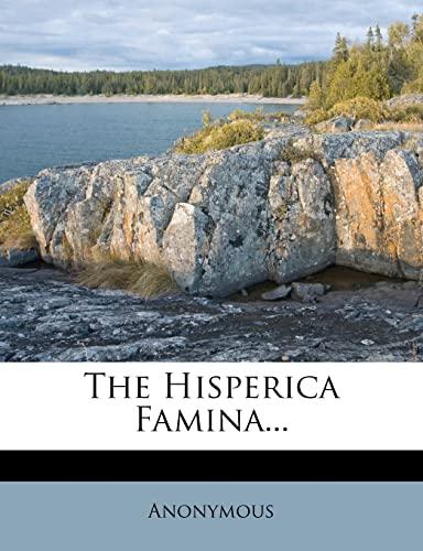 9781277138122: The Hisperica Famina...