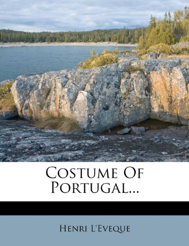 9781277303681: Costume Of Portugal...