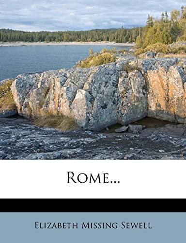9781277493924: Rome...