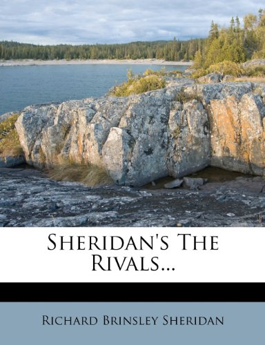 9781277652512: Sheridan's The Rivals...