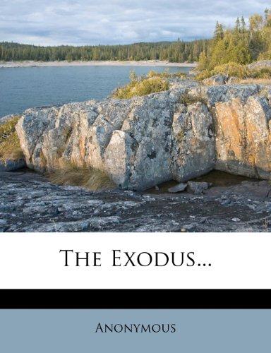 9781277684841: The Exodus...