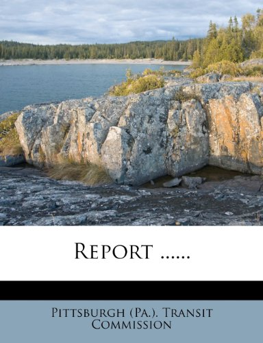 9781277715309: Report ......