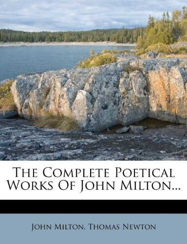 9781277803174: The Complete Poetical Works Of John Milton...