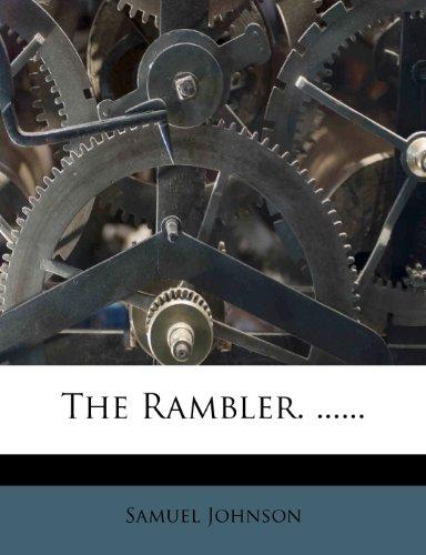 9781277812886: The Rambler. ......