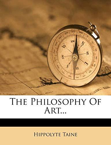 9781277926415: The Philosophy Of Art...