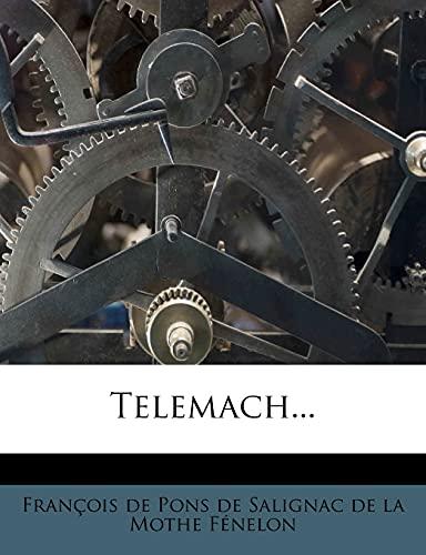 9781278082035: Telemach, vierte Auflage (German Edition)