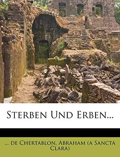 9781278180229: Sterben und Erben (German Edition)