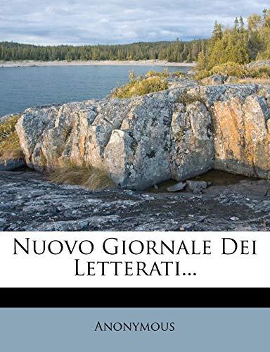 9781278460628: Nuovo Giornale Dei Letterati... (Italian Edition)