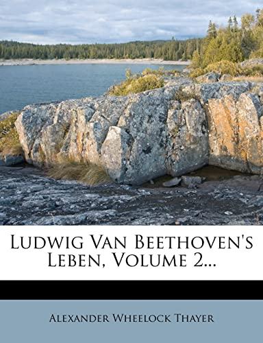 9781278769639: Ludwig Van Beethoven's Leben.