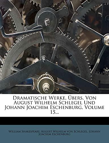 9781278957678: Shakspeare's dramatische Werke.