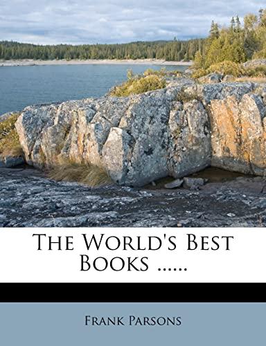 9781279429006: The World's Best Books ......
