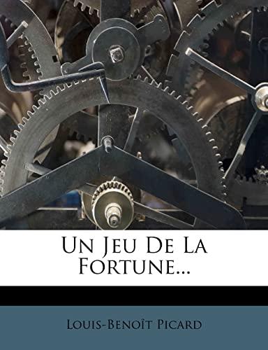 9781279429648: Un Jeu De La Fortune... (French Edition)