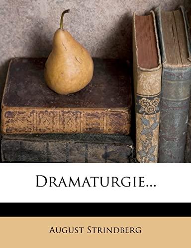 9781279503539: Dramaturgie... (German Edition)