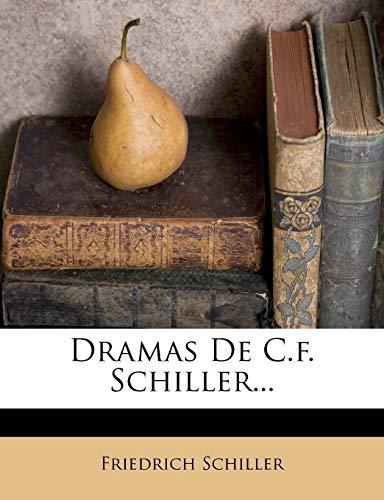 9781279531846: Dramas De C.f. Schiller.
