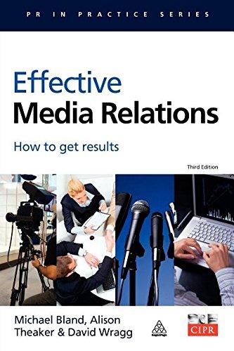 9781280251542: Effective Media Relations (PR in Practice Series)
