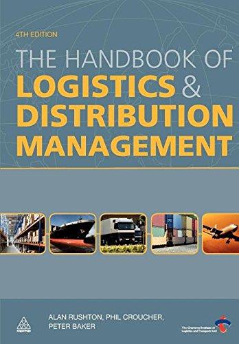9781282697386: The Handbook of Logistics and Distribution Management