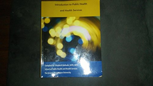 9781284008968: Introduction to Public Health and Health Services