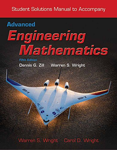 Student Solutions Manual To Accompany Advanced Engineering: ZILL