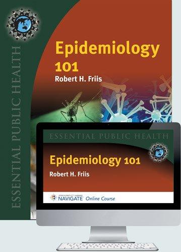 9781284021059: Navigate Epidemiology 101 (Essential Public Health)