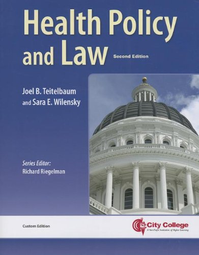 9781284023862: Essentials of Health Policy & Law + Access Code