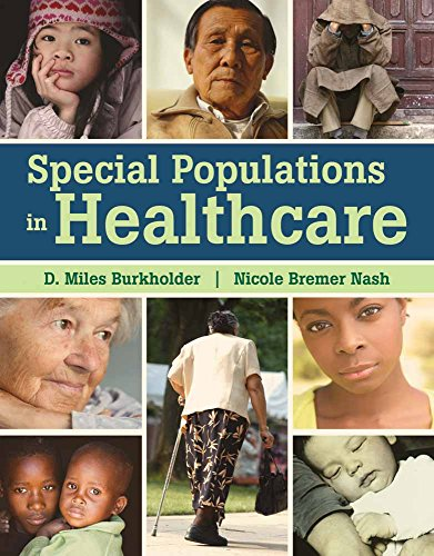 9781284025613: Special Populations In Health Care