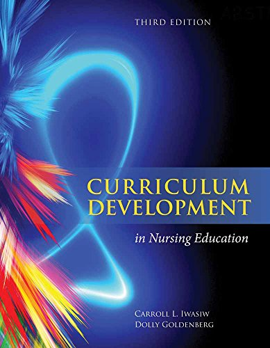 9781284026269: Curriculum Development in Nursing Education