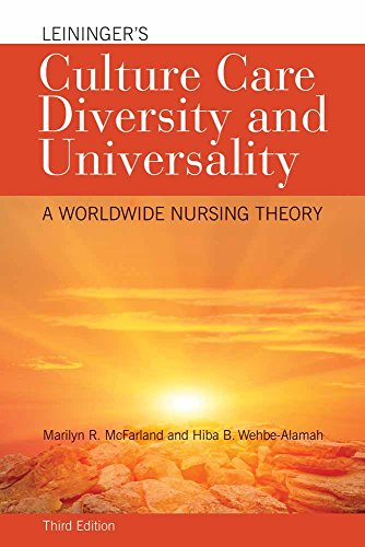 9781284026627: Leininger's Culture Care Diversity And Universality: A Worldwide Nursing Theory (Cultural Care Diversity (Leininger))