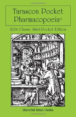 9781284026702: Tarascon Pocket Pharmacopoeia 2014 Classic Shirt Pocket Edition