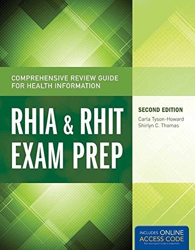 9781284027648: Comprehensive Review Guide for Health Information: RHIA & RHIT Exam Prep