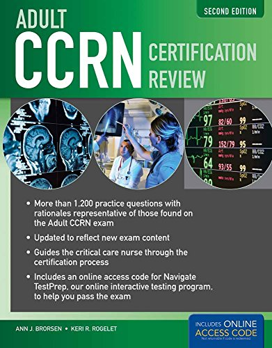 Adult CCRN Certification Review (Paperback)