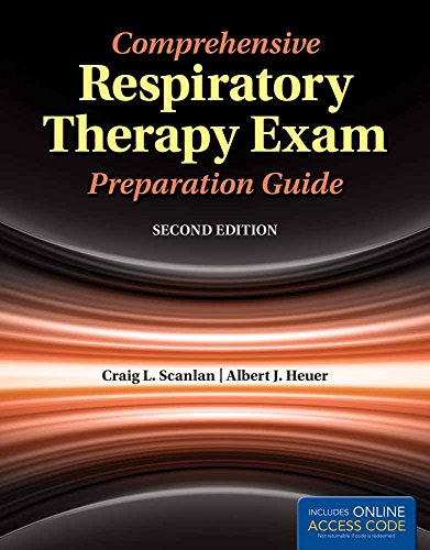 9781284029031: Comprehensive Respiratory Therapy Exam Preparation Guide