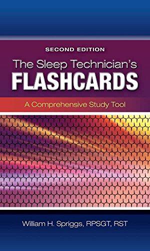 9781284030303: The Sleep Technician's Flashcards