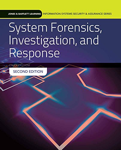 9781284031058: System Forensics, Investigation And Response (Jones & Bartlett Learning Information Systems Security & Ass)