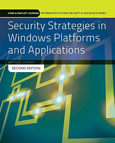 9781284031652: Security Strategies In Windows Platforms And Applications