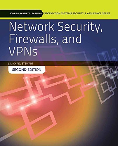 Network Security, Firewalls And Vpns 9781284031676 NOTE: This ISBN doesn't include an access code or a CD. PART OF THE NEW JONES & BARTLETT LEARNING INFORMATION SYSTEMS SECURITY & ASSURA