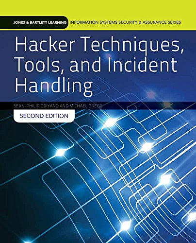 9781284031713: Hacker Techniques, Tools, And Incident Handling (Jones & Bartlett Learning Information Systems Security & Assurance Series)